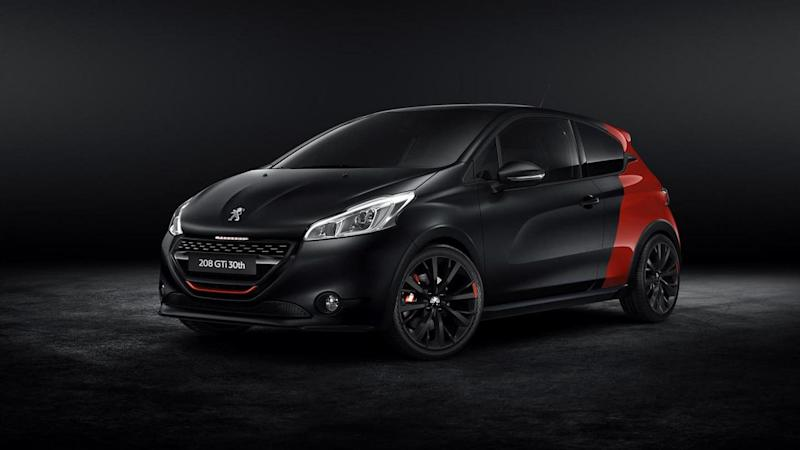 et si la prochaine peugeot 208 gti tait lectrique. Black Bedroom Furniture Sets. Home Design Ideas