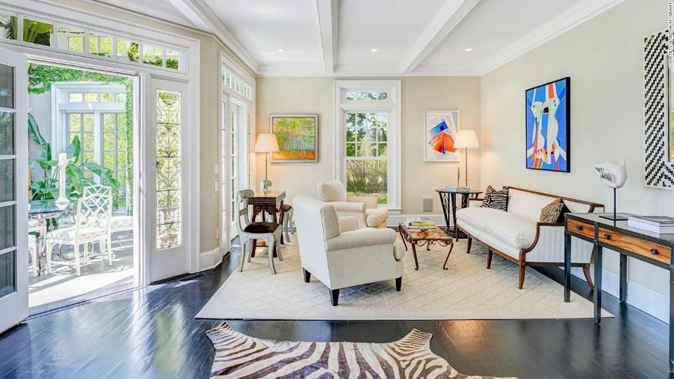 """<p>This home in Bridgehampton, New York, listed at $5,400,000, sold for $4,626,000 in June.</p><div class=""""cnn--image__credit""""><em><small>Credit: Courtesy Gordon M. Grant / Handout</small></em></div>"""
