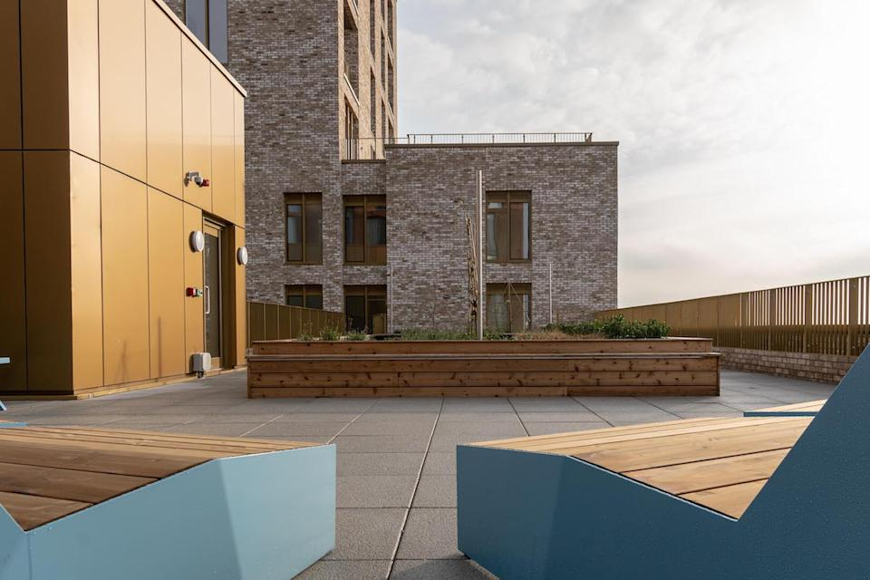 Searches for properties with outdoor space have gone through the roof since lockdown. Photo: The Astley/Savills/Movebubble