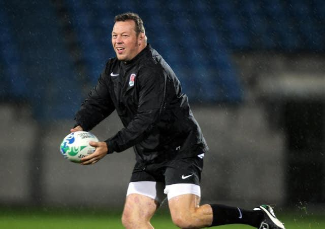 Former England international Steve Thompson has been diagnosed with early onset dementia