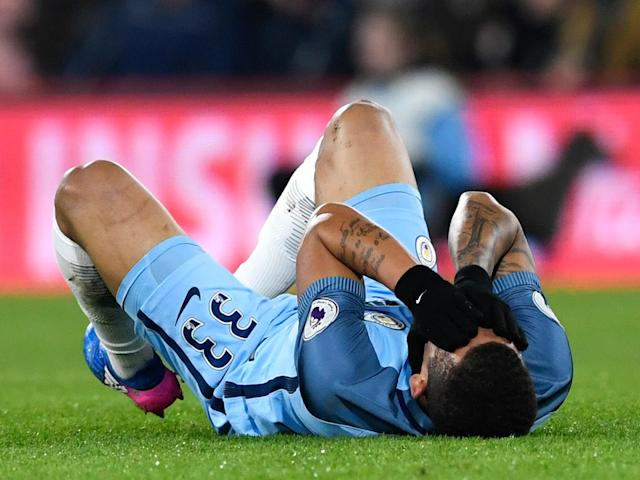 Gabriel Jesus may have become a more crucial piece of City's team than we realised: Getty