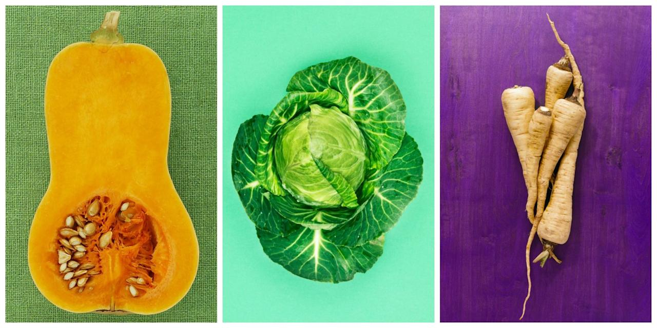 <p>These multi-tasking foods will help you feel energized, stay fit, and be your healthiest self. </p>