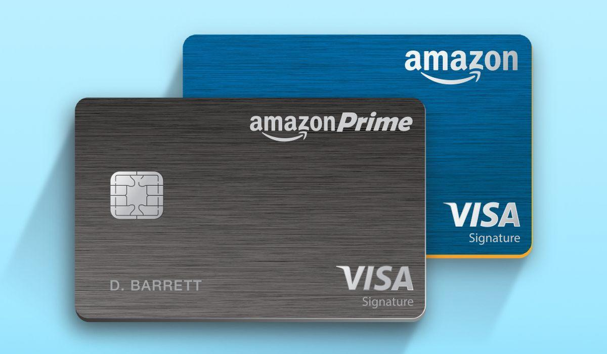 Amazon Prime subscribers can bag a $100 gift card when signing up for Amazon's Prime Rewards Visa Card. Non-subscribers can get $50 with the Prime Signature Visa (pictured). Either way: free money! (Photo: Amazon)