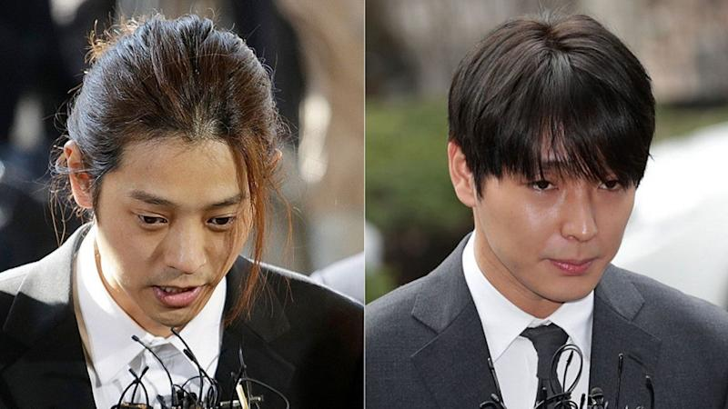 K-Pop Stars Jung Joon-young and Choi Jong-hoon Sentenced to Prison For Sexual Assault