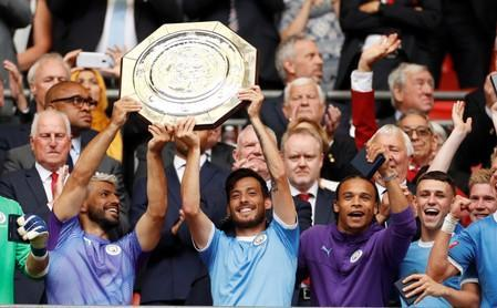 FA Community Shield - Manchester City v Liverpool