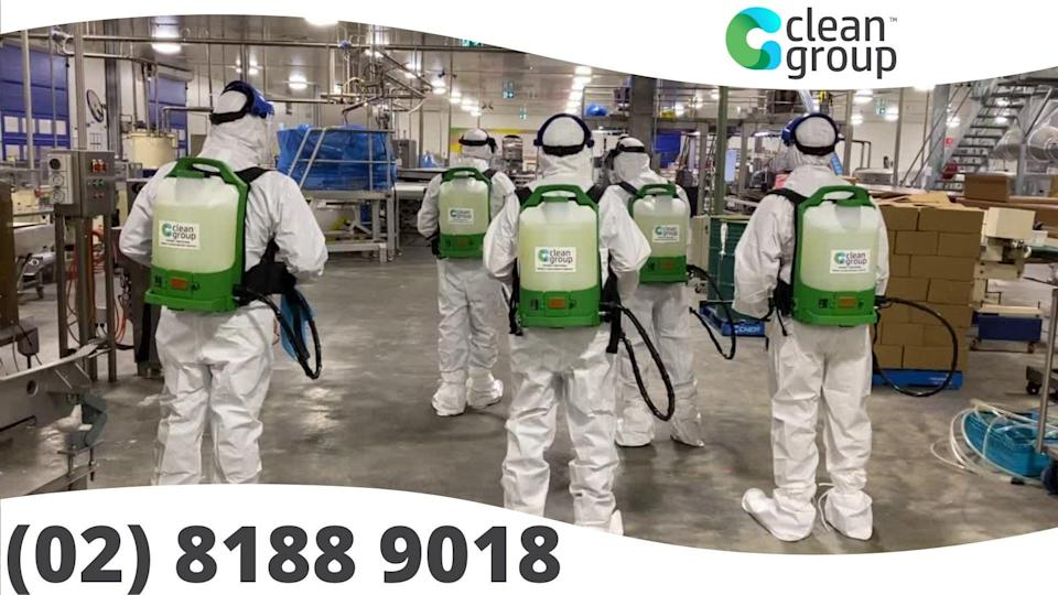 Covid deep cleaning services