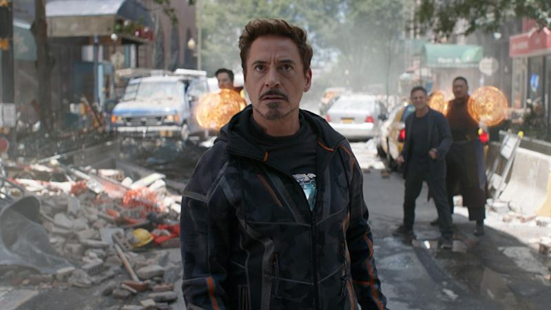 Marvel : Iron Man de retour dans le film Black Widow ?