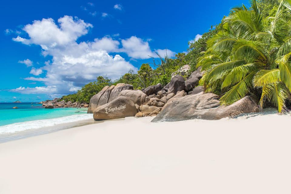 <p>The Seychelles has garnered a top spot as one of the most popular holiday destinations for 2018 so make sure to book a holiday (before we beat you to it). <em>[Photo: Getty]</em> </p>