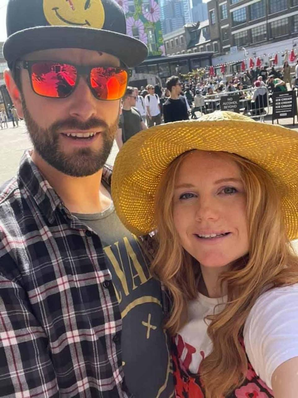 Kayley met Ryan in November 2018 on a dating website(Collect/PA Real Life).
