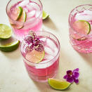 <p>This fun and vibrant prickly pear margarita is perfect for a hot summer day--and for when you can get your hands on fresh prickly pears to make your own syrup. If prickly pears are hard to come by, you can substitute store-bought prickly pear syrup, which can be found at some liquor stores, specialty stores or online.</p>
