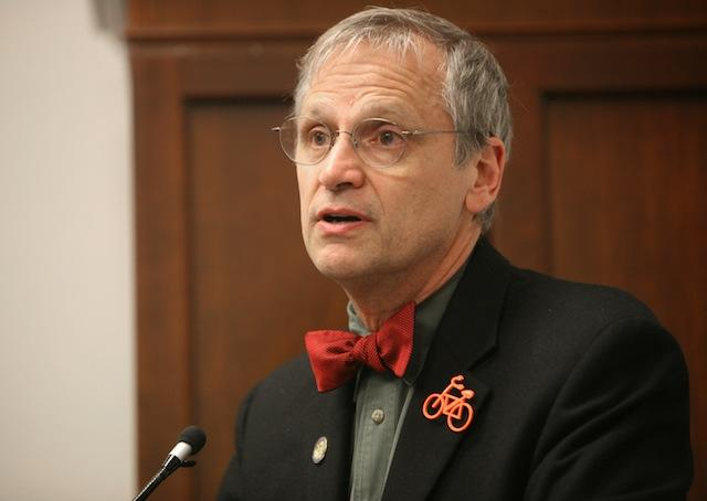 Cycling Advocate Rep Earl Blumenauer Devastated By Lance