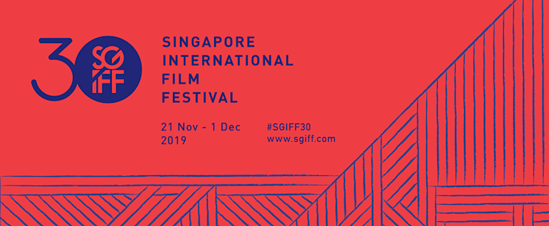 The 30th Singapore International Film Festival (SGIFF) will run from November 21 to December 1. — Picture courtesy of the Singapore International Film Festival