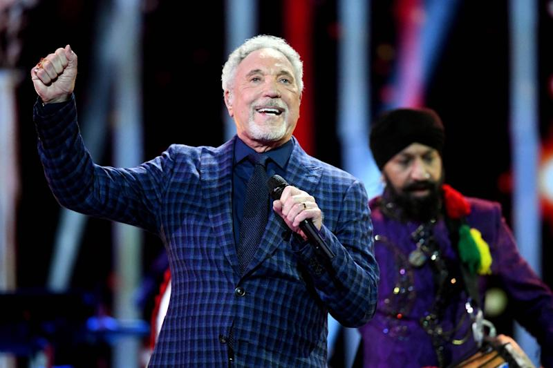 Unwell: Sir Tom Jones has been forced to cancel a second tour date after falling ill: Getty Images