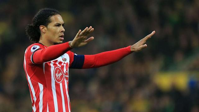<p>Possibly the most coveted of the entire team, Van Dijk could well be on his way to one of the Premier League's elite come the summer, if reports are to be believed.</p> <br><p>While the prices speculated for the former Celtic star are typically exaggerated, few defenders in Europe seem quite as complete. 25-year-old Van Dijk combines physicality, aerial threat and an ability to read the game that is lacking at many of the Premier League's top clubs.</p> <br><p>Last season's Saints player of the year would have had the opportunity to lift his first piece of silverware in England, but injury means he will miss Southampton taking on Manchester United for the EFL Cup at the end of February. </p> <br><p><strong>On the bench:</strong></p> <p><em>Winston Reid</em></p>