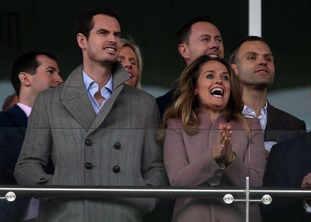 Andy Murray and Kim Sears have had a fourth child together