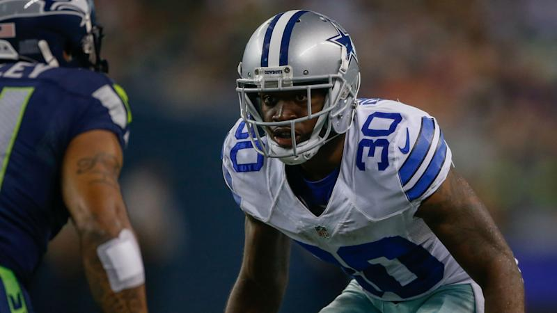 Cowboys' Anthony Brown apparently got a potato chip tattooed on his shoulder