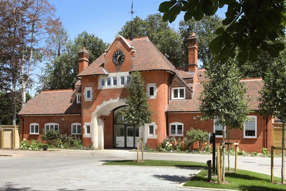 From £650,000: homes at the coach house, Broadoaks Park (Handout)