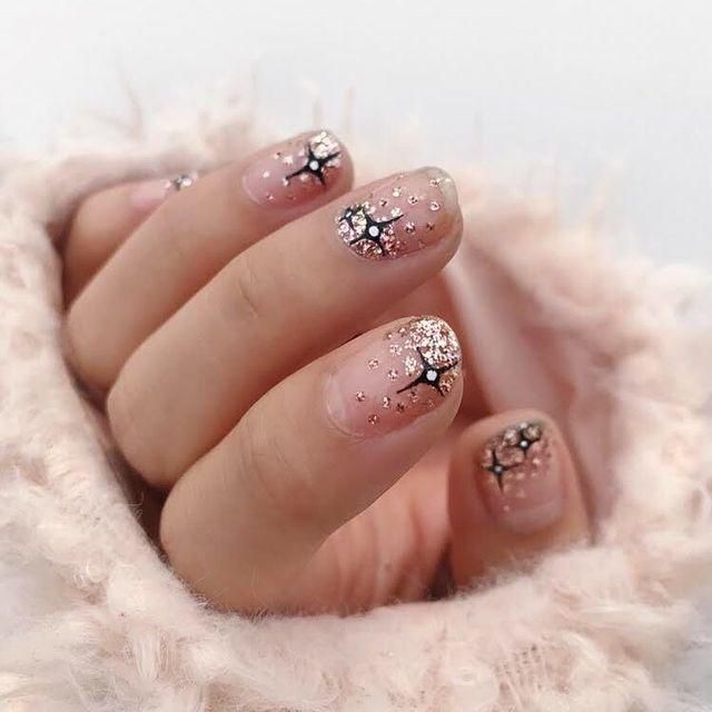 """<p>Is it Christmas yet because we've already picked our December nail design.</p><p><a href=""""https://www.instagram.com/p/BrsvSDwhE47/"""" rel=""""nofollow noopener"""" target=""""_blank"""" data-ylk=""""slk:See the original post on Instagram"""" class=""""link rapid-noclick-resp"""">See the original post on Instagram</a></p>"""