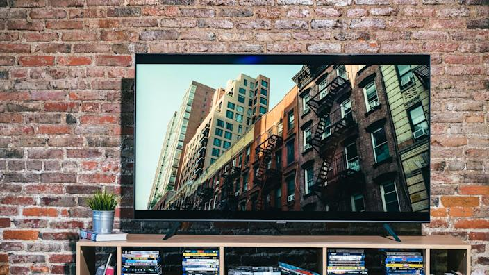 The Samsung Q60T is an affordable, mid-range QLED TV that offers quantum dot technology for a budget-friendly price.
