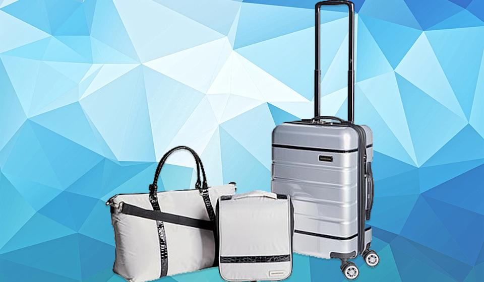 Travel in style with Samantha Brown's signature set (Photo: HSN)