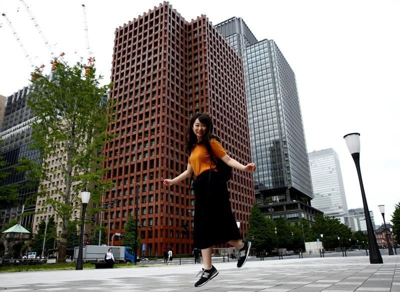 Specs on, heels off: Japanese activists urge changes to anti-harassment code