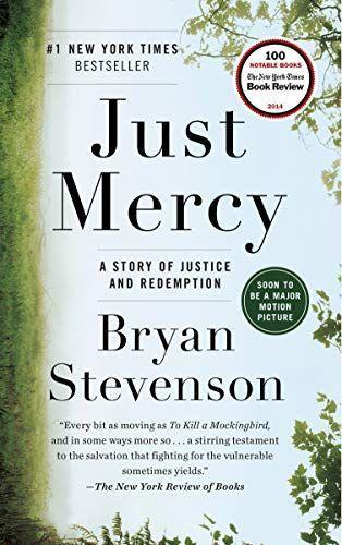 """<p><strong>Bryan Stevenson</strong></p><p>amazon.com</p><p><strong>$9.11</strong></p><p><a href=""""https://www.amazon.com/dp/081298496X?tag=syn-yahoo-20&ascsubtag=%5Bartid%7C2164.g.32883915%5Bsrc%7Cyahoo-us"""" rel=""""nofollow noopener"""" target=""""_blank"""" data-ylk=""""slk:Shop Now"""" class=""""link rapid-noclick-resp"""">Shop Now</a></p><p>Bryan Stevenson's bestselling memoir offers a tremendously moving account of a young lawyer's journey to find true justice. Dad won't be able to put it down.</p>"""