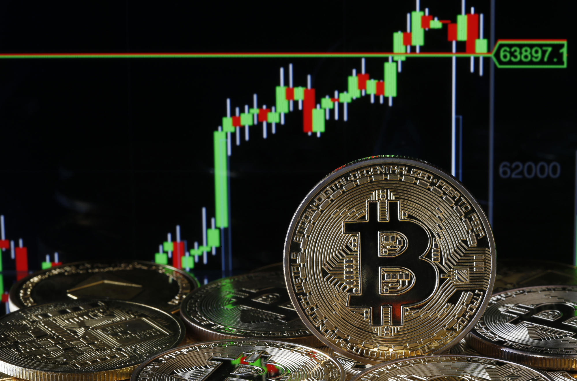 Crypto Prices Bitcoin Ethereum And Ripple Recover After Volatile Weekend