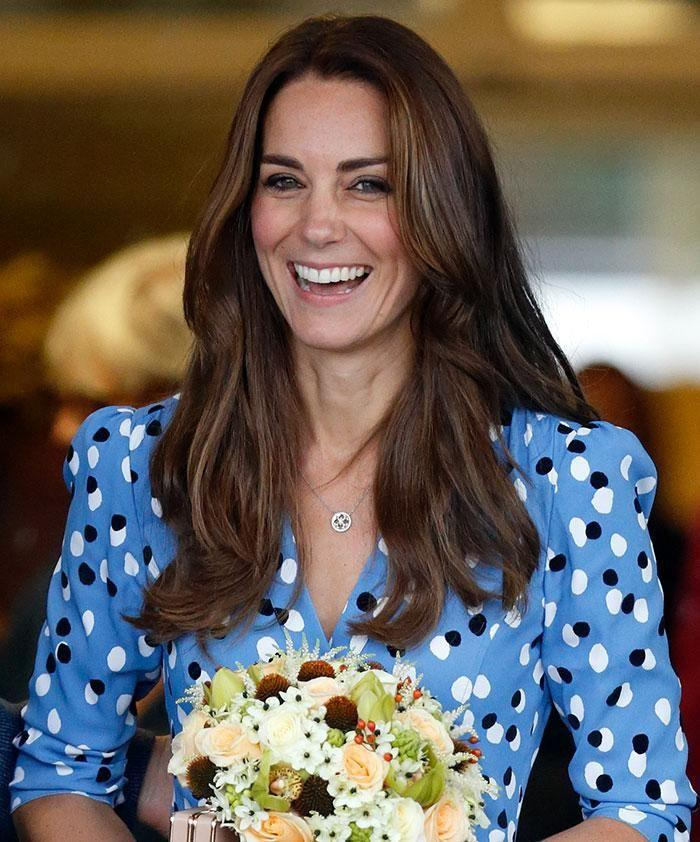 It will be Kate Middelton's first solo trip. Source: Getty
