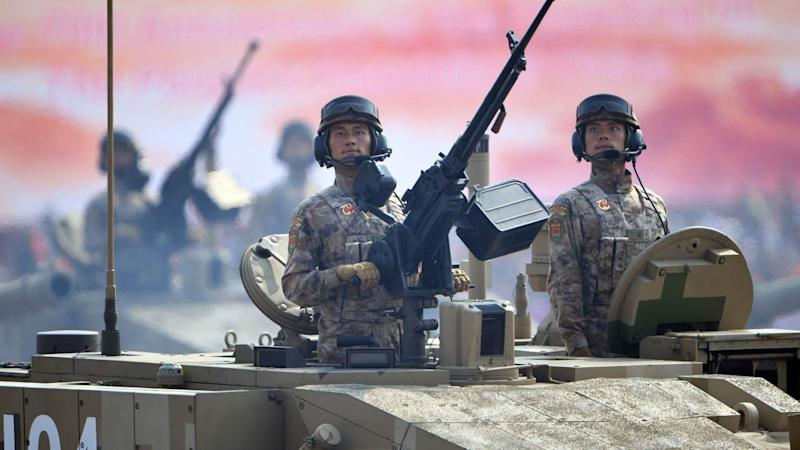 China targets tighter controls on its growing arms trade