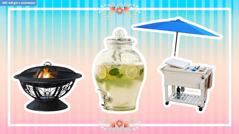 Throw the Pinterest-perfect summer bash with these outdoor entertaining must-haves
