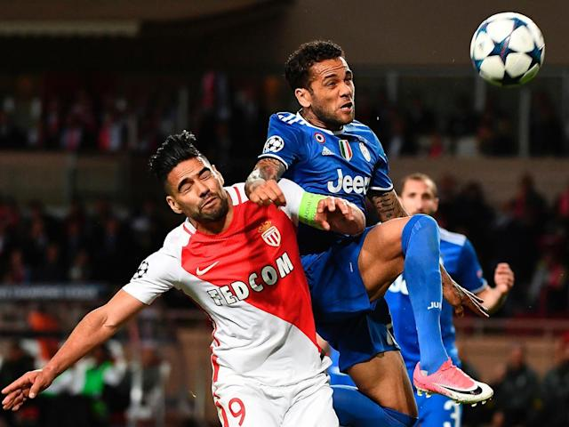 Dani Alves was superb for the visitors (Getty)