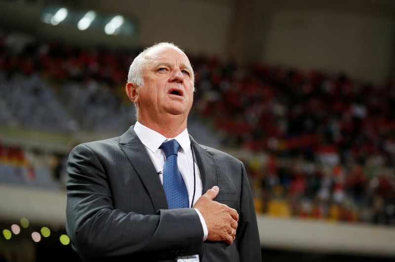 Olympic qualification huge for Australia, says Arnold