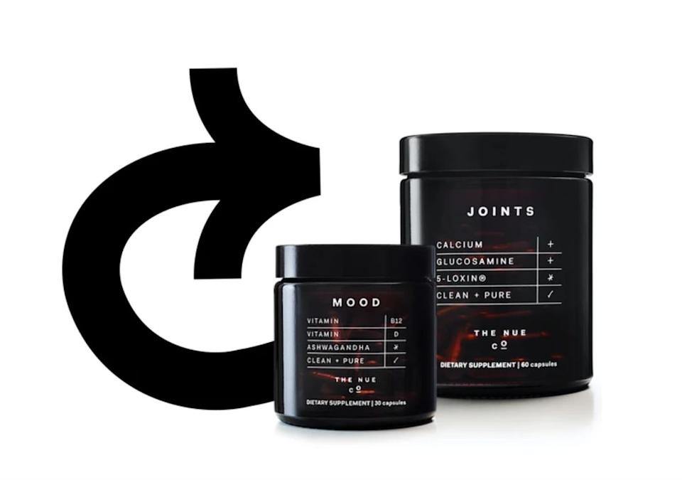 """<a href=""""https://fave.co/3gPoPuy"""" target=""""_blank"""" rel=""""noopener noreferrer"""">The Nue Co.</a> offers supplements for things like <a href=""""https://fave.co/3gQB8X9"""" target=""""_blank"""" rel=""""noopener noreferrer"""">immunity</a>, <a href=""""https://fave.co/2ZfK16H"""" target=""""_blank"""" rel=""""noopener noreferrer"""">joints</a> and <a href=""""https://fave.co/3iUuNw2"""" target=""""_blank"""" rel=""""noopener noreferrer"""">metabolism</a>. You can subscribe to a particular supplement for two months (with a 20% off discount for the bottle you choose) or get a <a href=""""https://fave.co/3gPoPuy"""" target=""""_blank"""" rel=""""noopener noreferrer"""">personal plan</a> with recommended products every month.<br /><br />Check out <a href=""""https://fave.co/3gPoPuy"""" target=""""_blank"""" rel=""""noopener noreferrer"""">The Nue Co.'s products and plans</a>."""