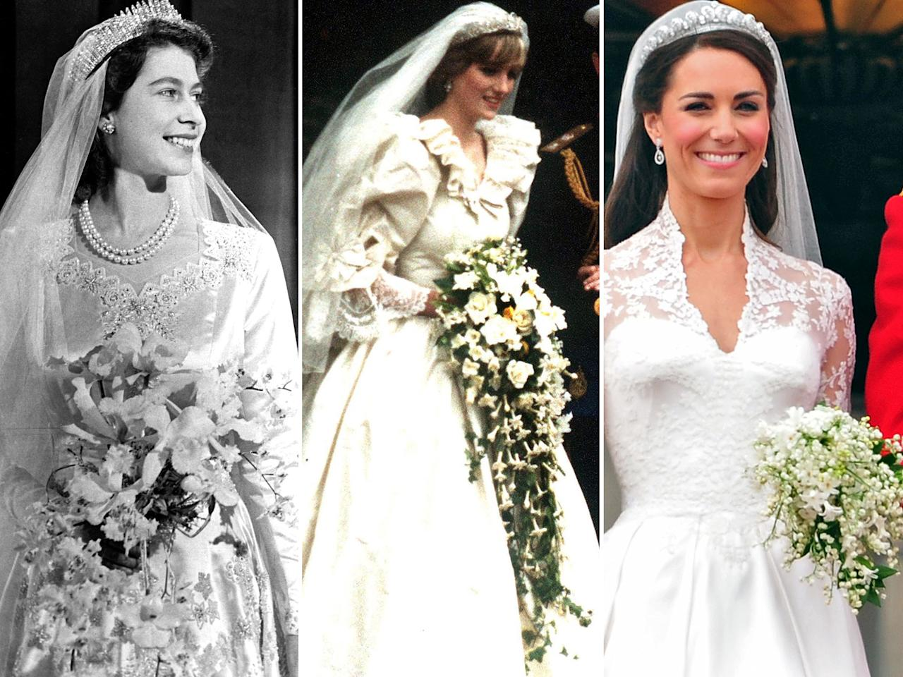 "<p>""Every single bridal bouquet since 1840 has included a sprig of myrtle from Queen Victoria's very own garden. Myrtle symbolizes love and fidelity, which makes it the perfect match for such a happy occasion,"" explains Carlson. Royal brides in the past have also favored elegant white blooms. What's one thing that we won't be seeing at Meghan Markle's wedding? The bouquet toss is a definite no-no at royal weddings.</p>"