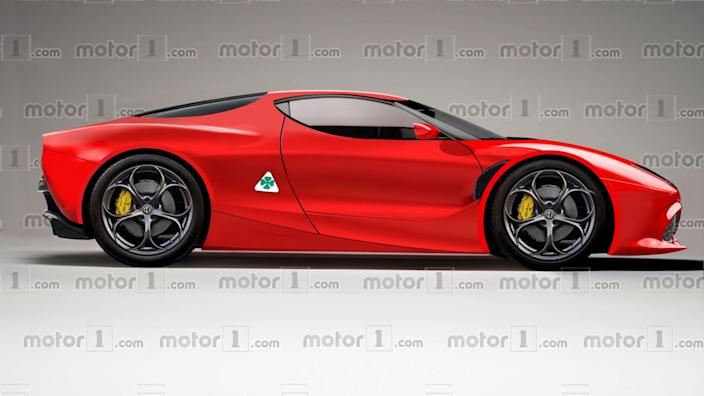 How Much Is An Alfa Romeo >> Alfa Romeo 8c Could Have As Much As 800 Horsepower