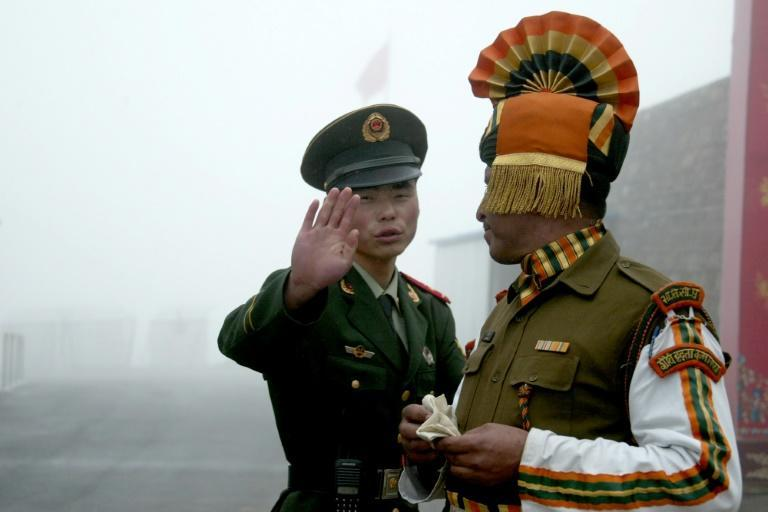 Indian and Chinese soldiers have clashed once again on their common border, with injuries reported, officials say