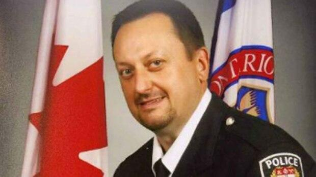 When he joined the Ottawa Police Service in 2007, Const. Eric Czapnik, a father of four, was the oldest recruit in the force's history.