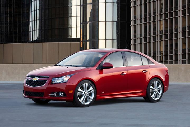 Most recalled cars Cruze photo