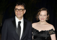 """<p>'The Handmaid's Tale' star Moss wed American actor Armisen in October 2009, but <a href=""""https://www.usmagazine.com/entertainment/news/elisabeth-moss-calls-fred-armisen-marriage-extremely-traumatic-mad-men-star-goes-topless-for-new-york-magazine-2014103/"""" rel=""""nofollow noopener"""" target=""""_blank"""" data-ylk=""""slk:filed for divorce"""" class=""""link rapid-noclick-resp"""">filed for divorce</a> the following September. """"Looking back, I feel like I was really young, and at the time I didn't think that I was that young,"""" she told <a href=""""https://www.usmagazine.com/entertainment/news/elisabeth-moss-calls-fred-armisen-marriage-extremely-traumatic-mad-men-star-goes-topless-for-new-york-magazine-2014103/"""" rel=""""nofollow noopener"""" target=""""_blank"""" data-ylk=""""slk:New York Magazine"""" class=""""link rapid-noclick-resp""""><em>New York Magazine</em></a>. """"It was extremely traumatic and awful and horrible.""""<em>[Photo: Getty]</em> </p>"""