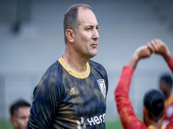 Blue Tigers head coach Igor Stimac (Photo/ AIFF)