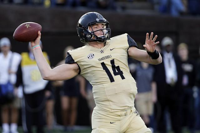 <p><strong>52. Vanderbilt</strong><br>Top 2017-18 sport: bowling (national champion). Trajectory: Steady. The bowling national title was the Commodores' fourth in any sport in school history, but all four have come within the last 11 years. So that's progress for the academic shining star of the Southeastern Conference, which remains its athletic weak link. </p>