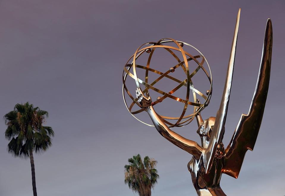 Emmy statue (Getty Images)