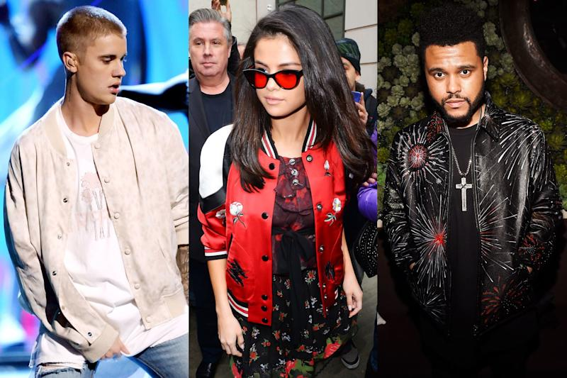 The Weeknd Reportedly Took Selena Gomez on a Bieber-esque Date