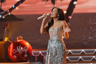 """<p>Country singer Kacey Musgraves released the soundtrack to her special <em><a href=""""https://www.amazon.com/Kacey-Musgraves-Christmas-Show/dp/B081TS7DQG?tag=syn-yahoo-20&ascsubtag=%5Bartid%7C10055.g.2680%5Bsrc%7Cyahoo-us"""" rel=""""nofollow noopener"""" target=""""_blank"""" data-ylk=""""slk:The Kacey Musgraves Christmas Show"""" class=""""link rapid-noclick-resp"""">The Kacey Musgraves Christmas Show</a></em>. On this track, she's joined by singer Leon Bridges. </p><p><a class=""""link rapid-noclick-resp"""" href=""""https://www.amazon.com/dp/B081TSPV8Q?tag=syn-yahoo-20&ascsubtag=%5Bartid%7C10055.g.2680%5Bsrc%7Cyahoo-us"""" rel=""""nofollow noopener"""" target=""""_blank"""" data-ylk=""""slk:AMAZON"""">AMAZON</a> <a class=""""link rapid-noclick-resp"""" href=""""https://go.redirectingat.com?id=74968X1596630&url=https%3A%2F%2Fmusic.apple.com%2Fus%2Falbum%2Fthe-kacey-musgraves-christmas-show%2F1488044511&sref=https%3A%2F%2Fwww.goodhousekeeping.com%2Fholidays%2Fchristmas-ideas%2Fg2680%2Fchristmas-songs%2F"""" rel=""""nofollow noopener"""" target=""""_blank"""" data-ylk=""""slk:ITUNES"""">ITUNES</a></p>"""