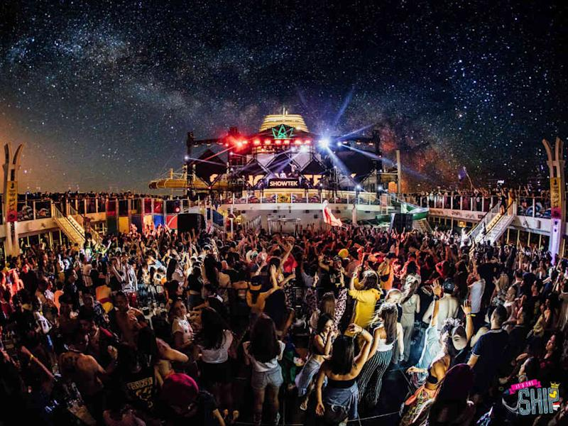It's the Ship Korea is a four-day three-night one of a kind experience that will set sail from Busan this August.