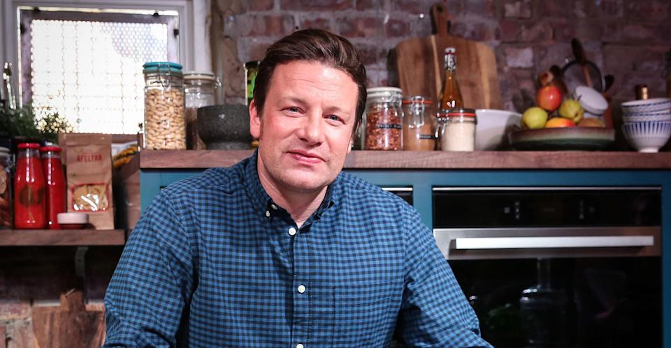 Jamie Oliver has made reported £5 million deal with Shell. (PA Images)