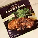 <p>Don't eat seafood? Well, now you can get a similar taste with Trader Joe's Vegan Jackfruit cake. These crabless cakes are easy enough to cook and will get your mouth watering.</p>