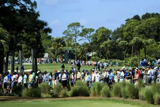Spectators will be barred from attending PGA Tour events until at least next month's Masters