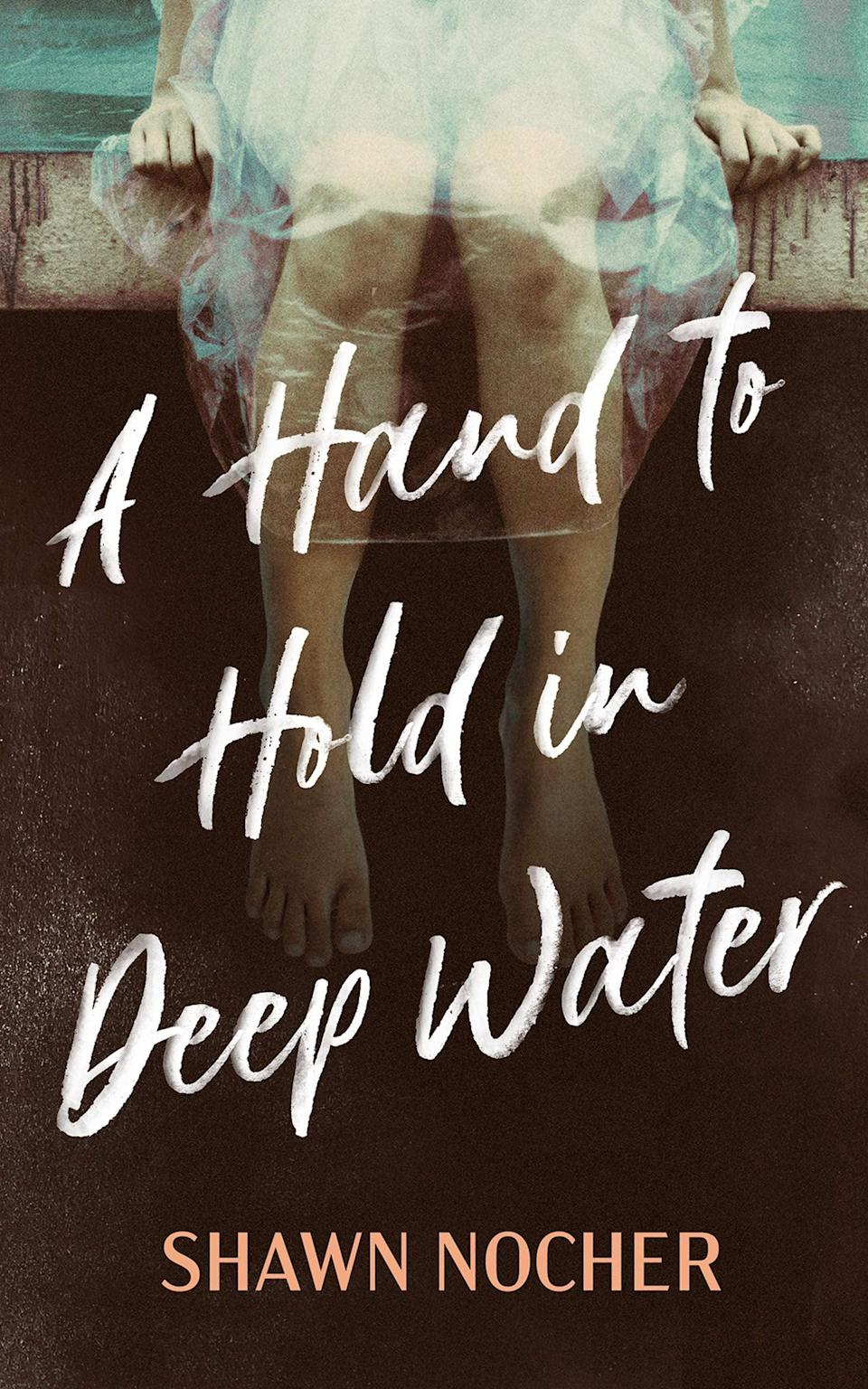 <p>Shawn Nocher's <span><strong>A Hand to Hold in Deep Water</strong></span> is an insightful story about what it takes to make a family. It's been 30 years since Lacey's mother abandoned her and her stepfather, and she's now a single mother herself. When her daughter is diagnosed with a terrible illness, Lacey heads home to be near her stepdad and finally reckon with the pain her mother caused them both. </p> <p><em>Out June 22</em></p>