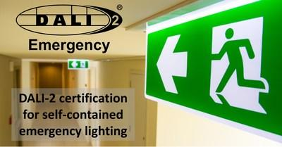 DALI-2 Emergency lighting control strengthens interoperability for safety-critical applications